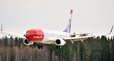 Airline Norwegian charged flyers double