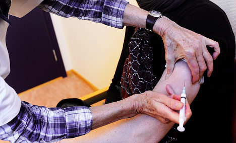 Norway paying victims of swine flu vaccine