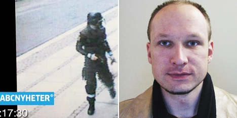 Court rejects Breivik's appeal over mental exam