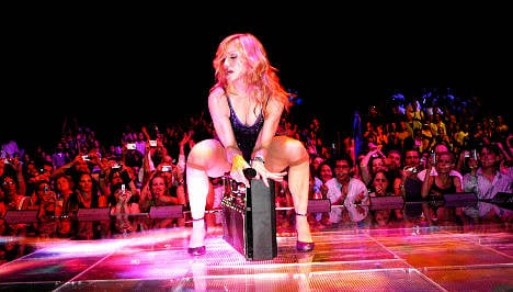 Madonna taking new tour to Oslo in August
