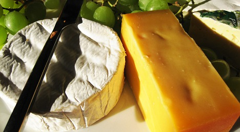 Tasty foreign cheeses 'too cheap': dairy giant