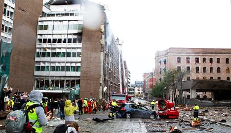 Immigrants harassed after Oslo bomb attack