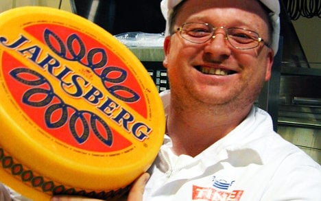 New US rules grate with Norway cheese giant