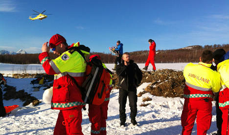 Five hikers die in Norway avalanche