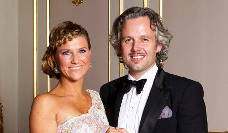 Norway princess moving to London with family