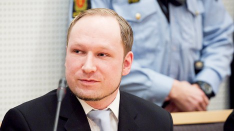 Breivik: 'I know of at least ten who want to kill me'