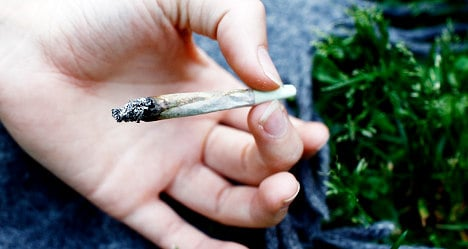 Pot smoker gets his confiscated drugs back