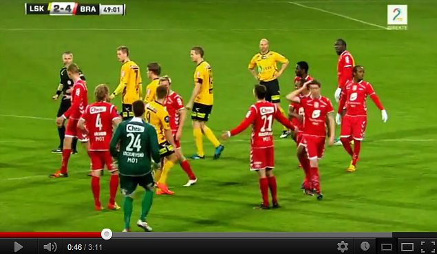 What happened next? Comedy goal drama in Norway