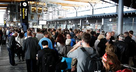 Airport security strike widens as talks collapse