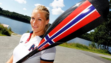 Olympic debutante to carry Norway flag