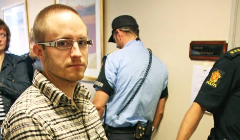 Blogger cleared of cop killer threats