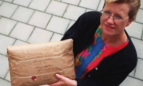 As it happened: Norway's mystery package