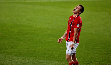 Norway beat Slovenia with last-gasp penalty