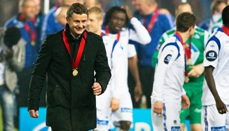 Solskjær guides Molde to second title