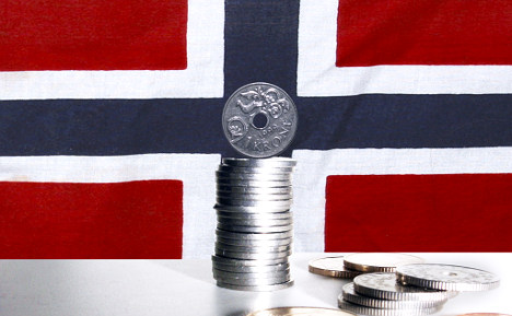 Norway posts growth of 3.5% in 2012