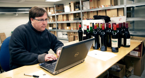 Norway's wine lovers set to get hammered
