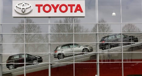 Toyota recalls Yaris and Verso-S types in Norway