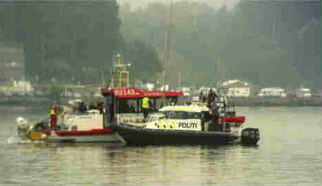 Two killed in Kragerø ferry collision