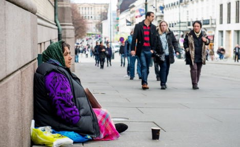 'Invasion of beggars' fails to materialize