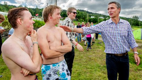 Norway PM's nephew predicts election loss