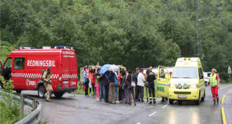Tunnel fire victims to be sent home today