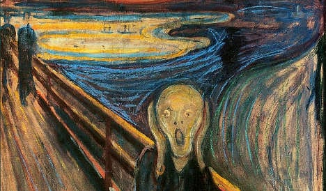 Police called out by Munch tribute screaming