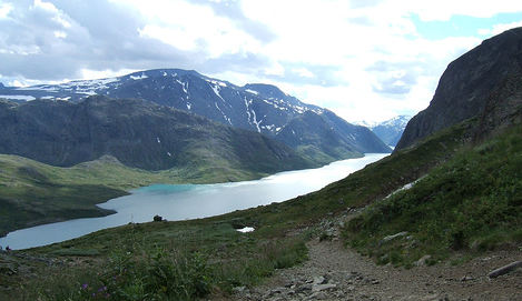 Norwegians give Scandi mountains a new name