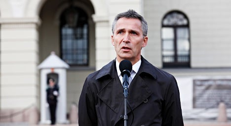 Jens Stoltenberg: How the orator fell from glory
