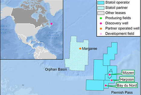 Statoil makes big discovery off Canada