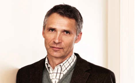 Stoltenberg ousted as 'world's hottest leader'