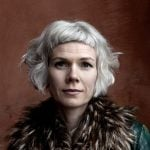 """One of Norway's best and most  controversial novelists, Hanne Ørstavik, 44, calls her latest work """"my most sexual novel yet"""".  She's adamant that she aims to make readers confront their own love lives, rather than think about hers. But that's unlikely to put an end to speculation on how much of the novel is autobiographical."""