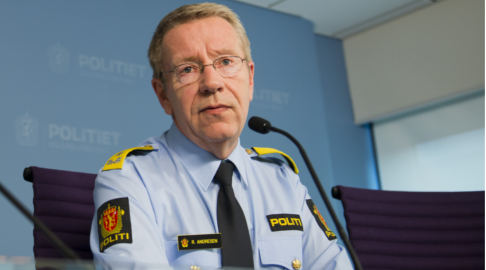 Oslo police launch crime wave task force