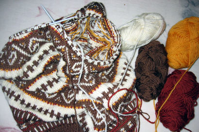 Norway to air five-hour 'slow TV' knitting show
