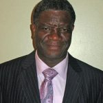 Denis Mukwege, the man behind the Panzi Hospital in Bakuvu, DR Congo treats some 400 women a month, most of whom have been raped. He was nominated by Audun Lysbakken, leader of Norway's Socialist Left party. He's the second favourite with odds of 11/8 from Paddy Power, and odds of 11/10 from Unibet.