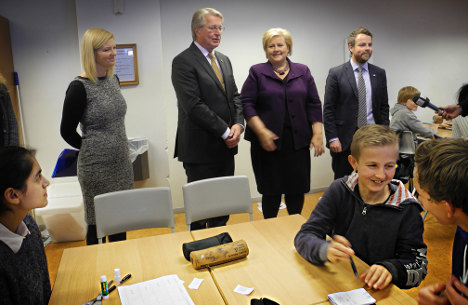 Norway's non-EU students to stay fee free