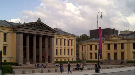Oslo joins list of top 50 student cities