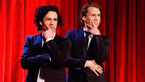 Ylvis's hopes of US number one dashed
