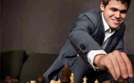 Magnus Carlsen: The Mozart of Chess