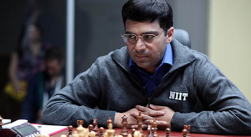 Viswanathan Anand: 'Perfection in chess'
