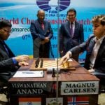 Anand and Carlsen set for world chess battle