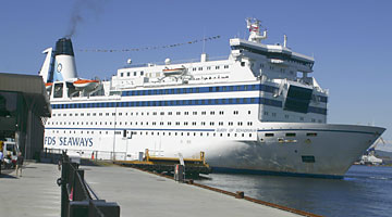 British company to relaunch ferry to Norway