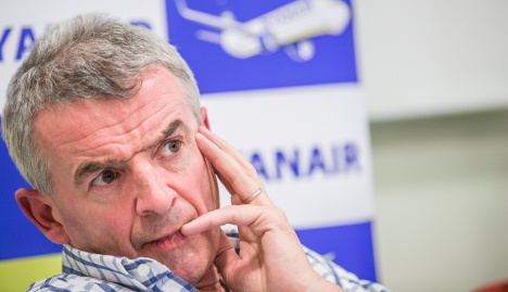 Ryanair raided for 'illegally' filming staff