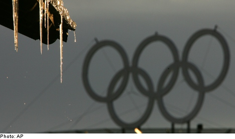 Stockholm joins race for 2012 Winter Olympics