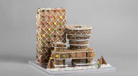 GALLERY: Gingerbread house competition