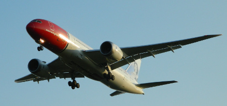 Norwegian passengers in US stranded by fault