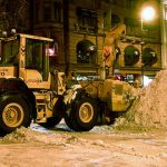 Snowplough in Norway saves buried cyclist