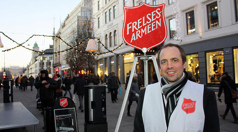 Salvation Army in Norway bars gay man