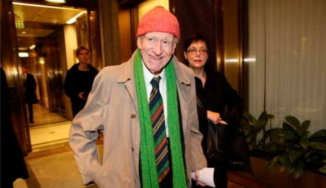 Norway's richest man 'gives away' fortune