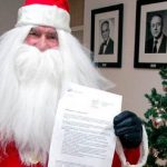 Santa's sleigh deemed fit to fly by Norway