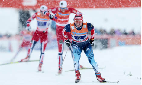 Norway skier pledges to 'destroy' Russia at Sochi